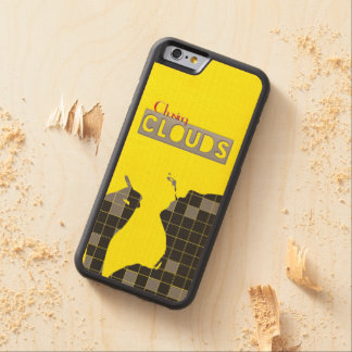 Customisable Iphone6 Wood Case Carved® Maple iPhone 6 Bumper