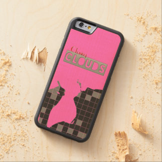 Customisable Iphone6 Wood Case Carved® Maple iPhone 6 Bumper Case