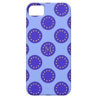 Customisable Monogram EU/Brexit iPhone 5/5S Case