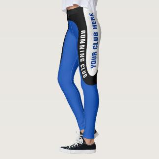 Customisable Running Club Leggings Version 2