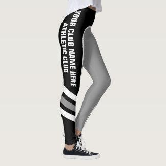 Customisable Sports Club/Team Leggings