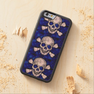 Customisable Wood Carved Iphone6 wood case