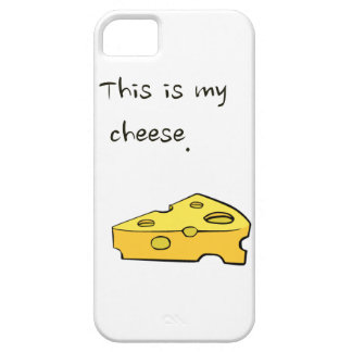 Customise product, this is my cheese. case for the iPhone 5