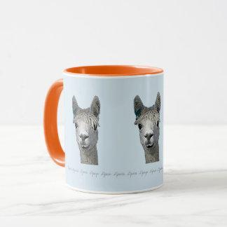 Customise this Alpaca Alpakka Alpaka Alpaga Mug