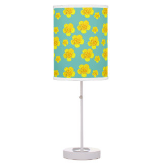 Customise your colour/ Blissful Buttercup Table Lamp