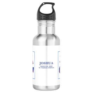 Customizable, Adult Baptism Dove 532 Ml Water Bottle