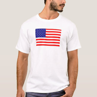 Customizable American Flag Shirt