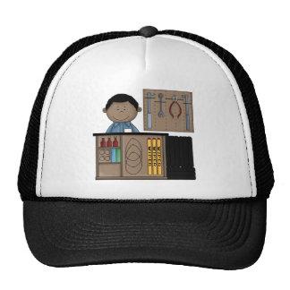 Customizable Auto Mechanic Tees, Gifts Hats