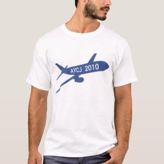 CUSTOMIZABLE - AYCJ 2010 Airplane T-Shirt