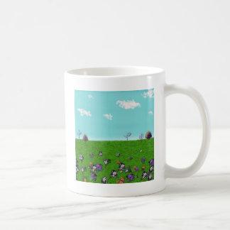 Customizable background 1 マグカップ