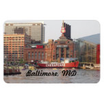Customizable Baltimore Magnet