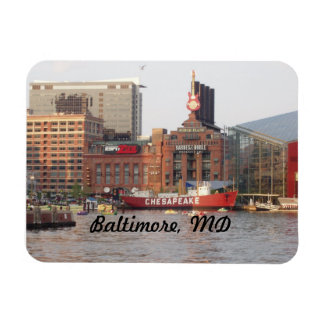 Customizable Baltimore Magnet