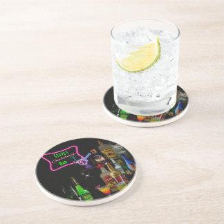 (Customizable) Bar Coaster