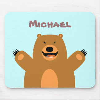 Customizable Bear Mousepad