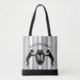 Customizable Bedlington Terrier Bag