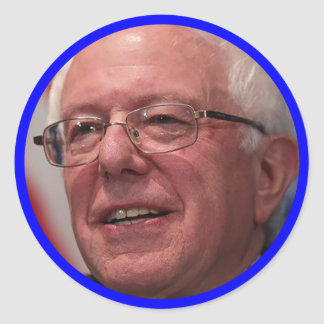 Customizable Bernie Sanders 2016 Sticker