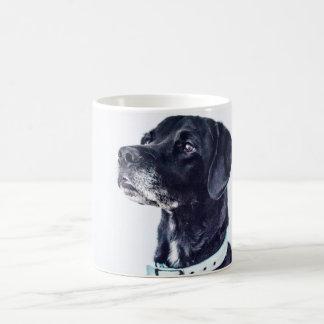 Customizable Black Labrador Retriever Coffee Mug