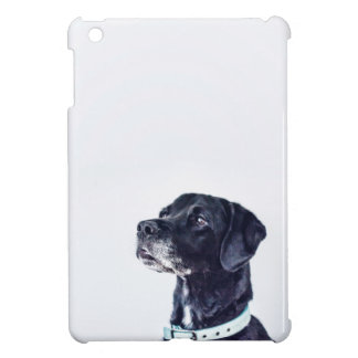 Customizable Black Labrador Retriever iPad Mini Cover