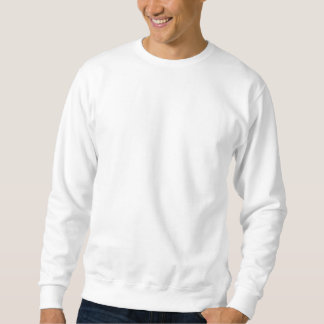 Customizable Blank Template Pullover Sweatshirt