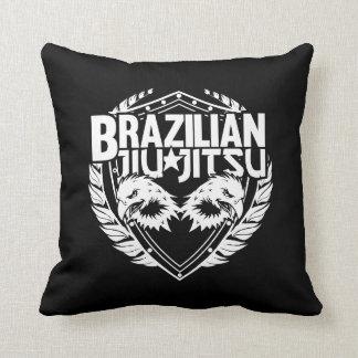 Customizable Brazilian Jiu-Jitsu Throw Pillow