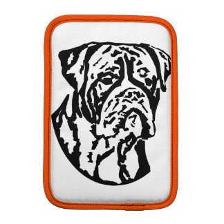 Customizable Bulldog sleeve iPad Mini Sleeve