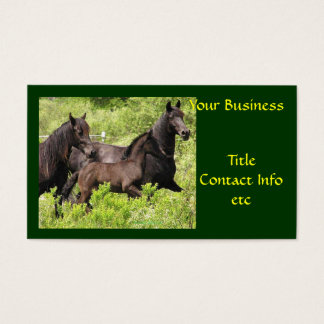 Customizable Business Cards, Farm & Ranch Business Card