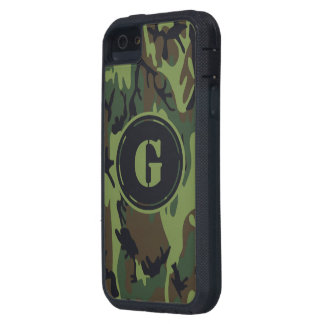 Customizable Camo iPhone Cases