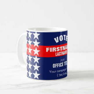 Customizable campaign Coffee Mug
