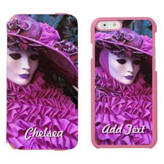 Customizable Carnival Themed Design Incipio Watson™ iPhone 6 Wallet Case
