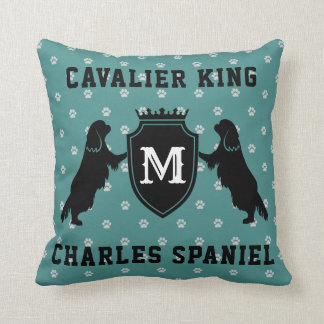 Customizable Cavalier King Charles Spaniel Pillow