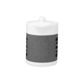 Customizable Center Gray Black Gothic