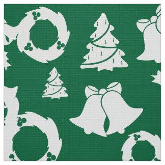 Customizable Christmas Fabric