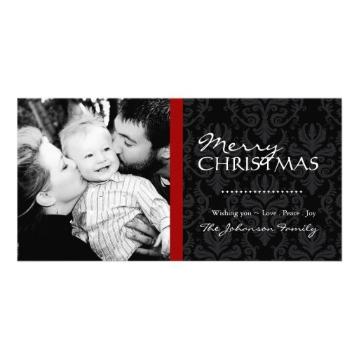 Customizable Christmas Photo Cards