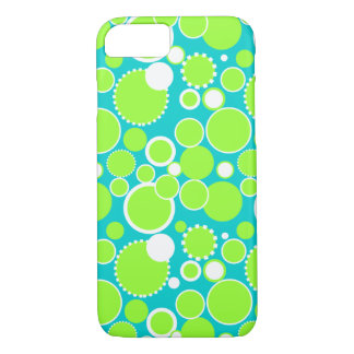 Customizable Circles & Dots iPhone 8/7 Case