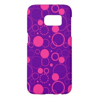 Customizable Circles & Dots Samsung Galaxy S7 Case