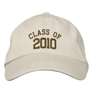 Customizable Class of Embroidered Hat