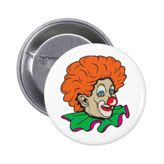 Customizable Clown! 2 Inch Round Button