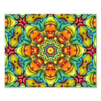 Customizable Colorful Photo Prints