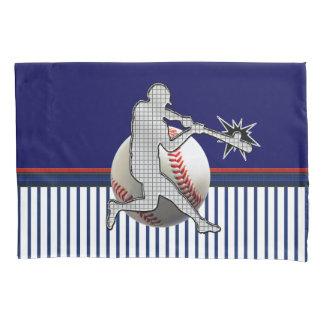 Customizable Cool Baseball Pillow Case