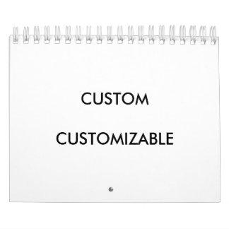 Customizable Customize Custom Blank 2016 Calendars