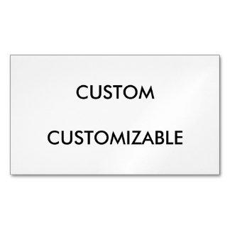 Customizable Customize Custom Blank Magnetic Business Card