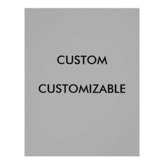 Customizable Customize Custom Slate Blank Letterhead Template