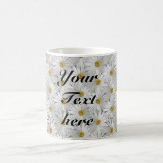customizable Daisies | HD Flowers Mug