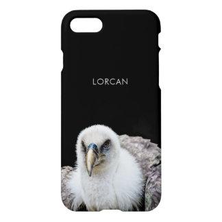 Customizable Eagle Lilacs Double Exposure Portrait iPhone 8/7 Case