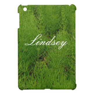 Customizable Ferns Cover For The iPad Mini
