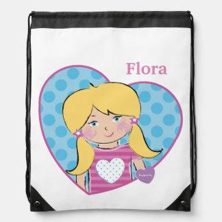 Customizable Flora Backpack