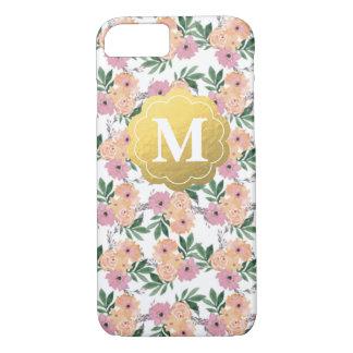 Customizable Floral Case