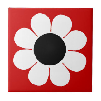 Customizable Flower Power Tile