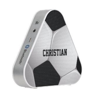Customizable Football Soccer Ball Blueooth Speaker