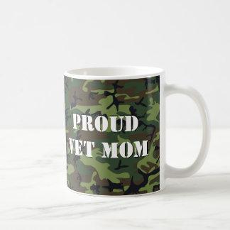 Customizable Forest Green Camouflage Pattern Mug
